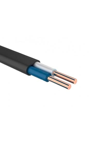 ВВГп 2х1,5 ВЕГА (Одеса) (бухти по 100 м) кабель плоский силовий (2-100) Кабельно-провідникова продукція - інтернет - магазині Моя Лампа ™