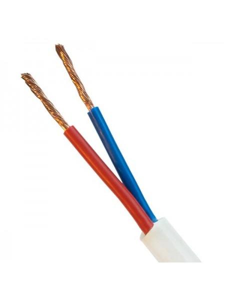 ПВС 2х0,75 Одеса ГОСТ (бухти по 100 м) кабель круглий м'який (1-120) Кабельно-провідникова продукція - інтернет - магазині Моя Лампа ™