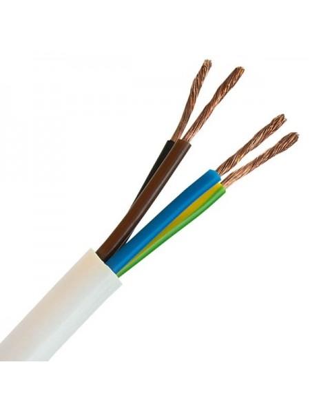 ПВС 4х0,75 ВЕГА (Одеса) (бухты по 100 м) кабель круглый мягкий (2-115) Кабельно-проводниковая продукция - интернет - магазин Моя Лампа ™