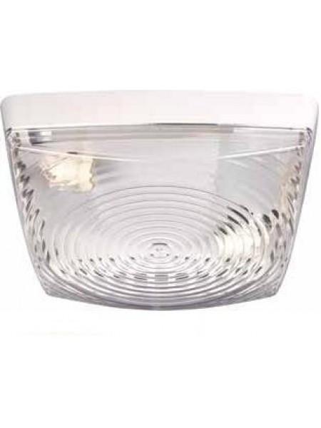 Світильник пластиковий Класика 2x26W білий 01219 Teb Elektrik (01219) Світильники пластикові - інтернет - магазині Моя Лампа ™
