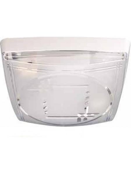 Світильник пластиковий Модерну 2x26W 01224 Teb Elektrik (01224) Світильники пластикові - інтернет - магазині Моя Лампа ™