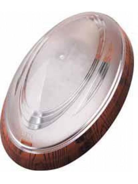 Світильник пластиковий Ниновь 26W 01248 Teb Elektrik