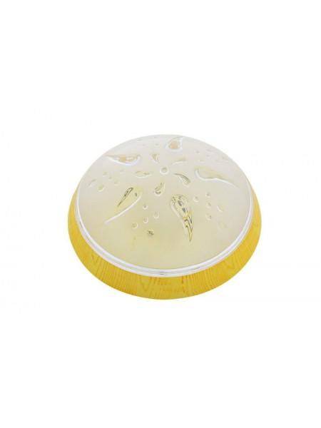 Cветильник пластиковый Уфо Роза Ветров   бук 012011 Teb Elektrik