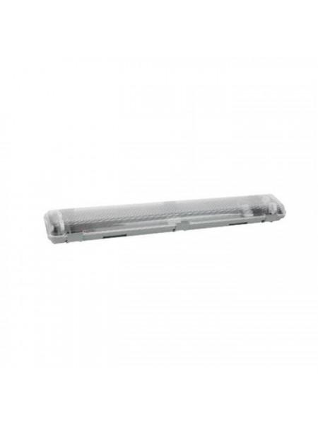 Корпус под лампу (1*9w) 60 см Т8 влагозащищенный PROFIX-60S 057-001-1060 Horoz