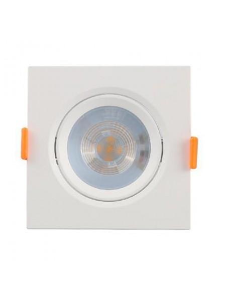 Світильник вбудований поворотний MAYA-5 5W 6400K білий 016-054-005-010 Horoz (016-054-005-010) Точкові LED - інтернет - магазині Моя Лампа ™