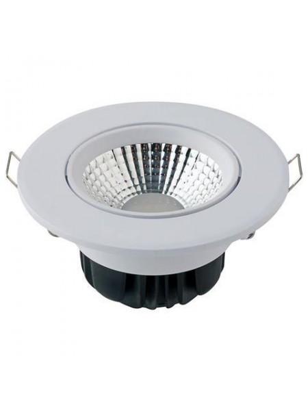 Світильник вбудований SONIA-5 5W 6400K білий 016-035-0005 Horoz