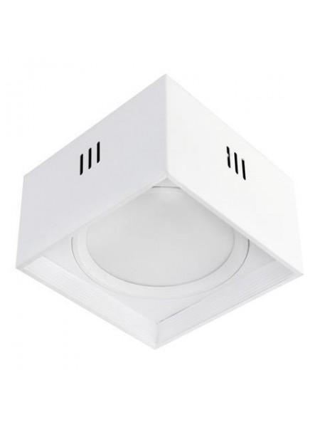 Світильник накладний квадрат. SANDRA-SQ15 / XL 15W 4200K білий 016-045-1015-030 Horoz