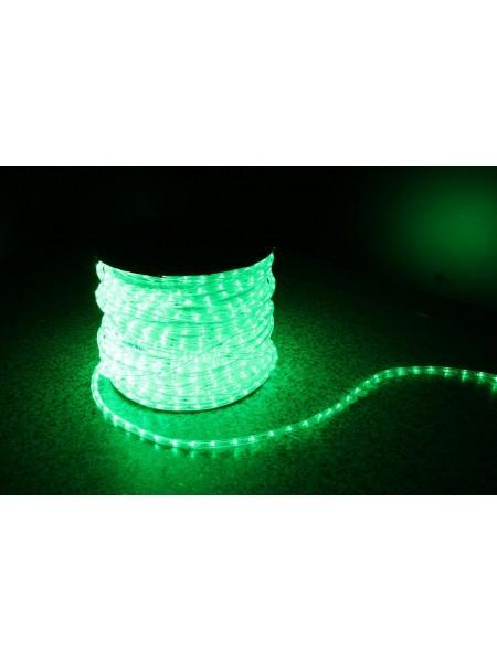 Вуличний світлодіодний стрічка Lumion Led Duralight 2-х жильних 240V. d = 10мм. 2.77см 36діодов / м.100м / Колір зелений (1045916539) Гірлянди - інтернет - магазині Моя Лампа ™