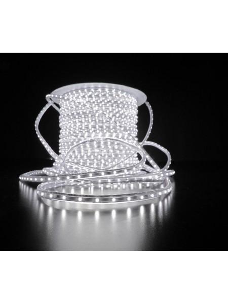 Вуличний плоский світлодіодний шнур Lumion Led Duralight 6 * 12 мм 60 LED / м.п. зовнішній колір білий (1046305637) Гірлянди - інтернет - магазині Моя Лампа ™