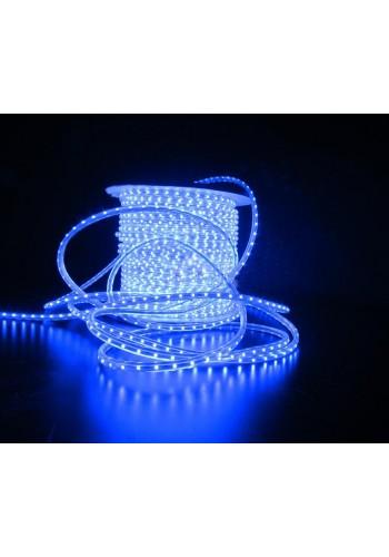 Вуличний плоский світлодіодний шнур Lumion Led Duralight 6 * 15 мм 60 LED / м.п. зовнішній колір синій (1046309773) Гірлянди - інтернет - магазині Моя Лампа ™