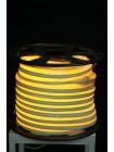 УУлічний світловий шнур Lumion 220V SMD NEON FLEX 15 * 26мм, 81 світлодіода / м.п., 50м / рул колір жовтий (1044347047) NEON FLEX/DURALIGHT. IP44. 230V - інтернет - магазині Моя Лампа ™