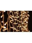 Гірлянда вулична LUMION штора 456Led 2x1,5m 230V білий теплий / біла IP44 EN