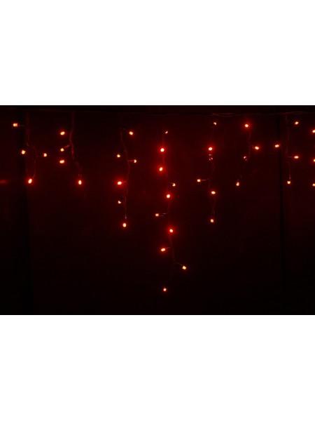 Гірлянда вулична LUMION бахрома 90LED 230V 2x0,5m колір червоний / чорний IP44 EN (762267434) Гірлянди - інтернет - магазині Моя Лампа ™