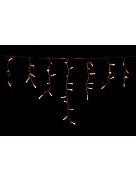 Гірлянда вулична бахрома LUMION 120Led 2x0,9m 230V білий теплий IP44 EN (1064554075) Гірлянди - інтернет - магазині Моя Лампа ™