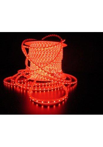 Вуличний плоский світлодіодний шнур Lumion Led Duralight 6 * 12 мм 60 LED / м.п. зовнішній колір червоний (1046293304) Гірлянди - інтернет - магазині Моя Лампа ™