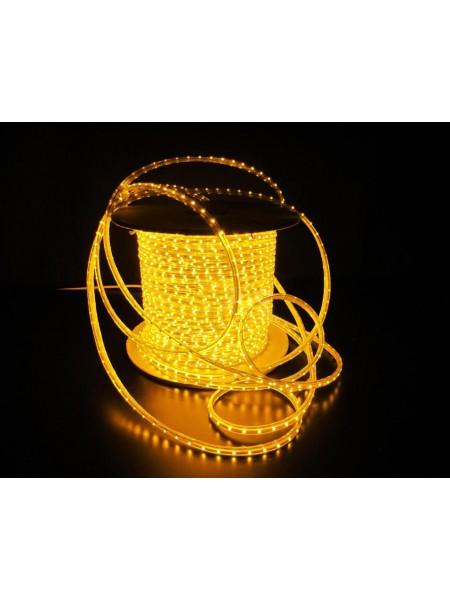 Вуличний плоский світлодіодний шнур Lumion Led Duralight 6 * 15 мм 60 LED / м.п. зовнішній колір жовтий (1046308996) Гірлянди - інтернет - магазині Моя Лампа ™
