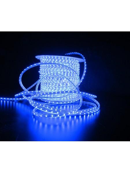 Уличный плоский светодиодный шнур Lumion Led Duralight 6*15 мм 60 LED/м.п. наружный цвет синий (1046309773) Гирлянды - интернет - магазин Моя Лампа ™