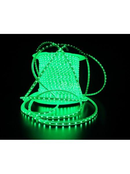 Вуличний плоский світлодіодний шнур Lumion Led Duralight 6 * 15 мм 60 LED / м.п. зовнішній колір зелений (1046310077) Гірлянди - інтернет - магазині Моя Лампа ™