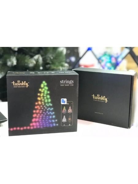 Smart гірлянда Twinkly Strings 105 LEDs Multicolor RGB, Generation I (1116659858) SMART ГИРЛЯНДА TWINKLY - інтернет - магазині Моя Лампа ™