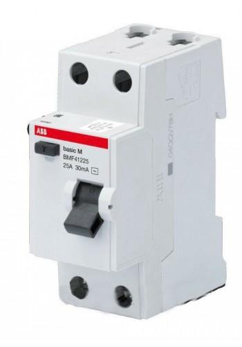 Дифференциальный выключатель (УЗО) BASIC M, 2Р 30мА 63А ТИП 'АС' BMF41263 (2CSF602041R1630) Автоматические выключатели - интернет - магазин Моя Лампа ™