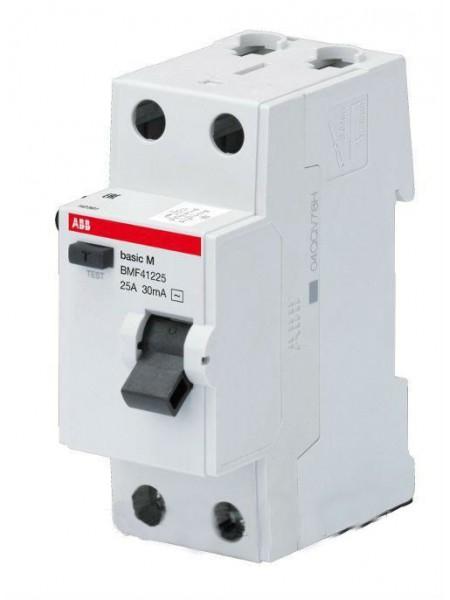 Дифференциальный выключатель (УЗО) BASIC M, 2Р 300мА 25А ТИП 'АС' BMF43225 (2CSF602043R3250) Автоматические выключатели - интернет - магазин Моя Лампа ™