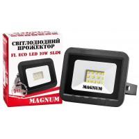 світлодіодний прожектор MAGNUM FL ECO LED 10Вт slim_6500К_IP65 - (90011658)