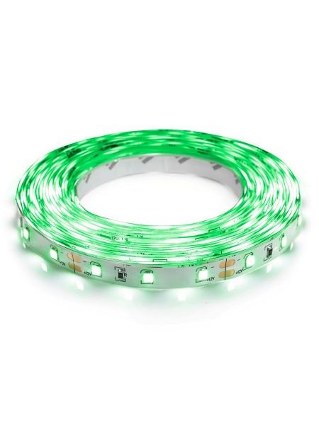 Светодиодная лента LED K2 14,4W 60Led IP21 12V зеленая (KCL-005 зелена) Светодиодная лента + блоки - интернет - магазин Моя Лампа ™