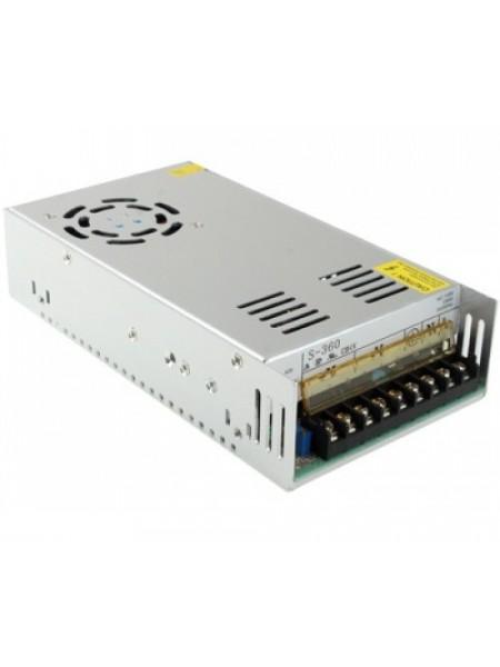 Блок пит. К2 360W 220AC 12V DC IP21 откр. (KLD-360B) Светодиодная лента + блоки - интернет - магазин Моя Лампа ™