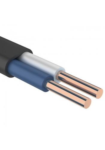 кабель ВВГ-П нг 2х2,5 Одеса ГОСТ (ТЗ) (бухти по 100 м). (Т0000010612) Кабельно-провідникова продукція - інтернет - магазині Моя Лампа ™
