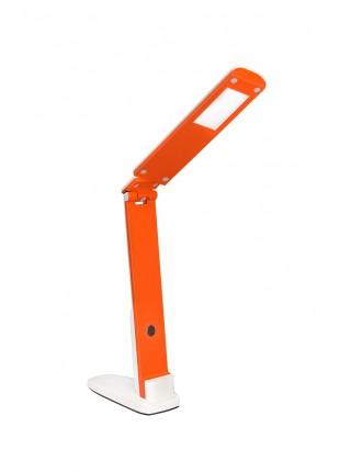 настільний світильник DELUX TF-310 5 Вт 4000К LED біло-оранж. - (90009054) (90009054) Світильники настільні - інтернет - магазині Моя Лампа ™
