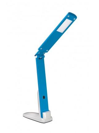 настільний світильник DELUX TF-310 5 Вт 4000К LED біло-синій - (90008945) (90008945) Світильники настільні - інтернет - магазині Моя Лампа ™