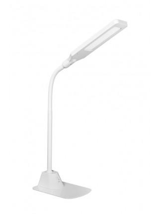 настільний світильник DELUX TF-450 5 Вт 4000K LED білий - (90008940) (90008940) Світильники настільні - інтернет - магазині Моя Лампа ™