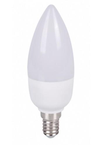 светодиодная лампа DELUX BL37B 7Вт 6500K 220В E14 холодный белый - (90012460) (90012460) Светодиодные лампы - интернет - магазин Моя Лампа ™