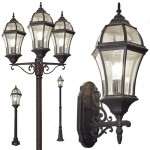 Садово-парковые светильники