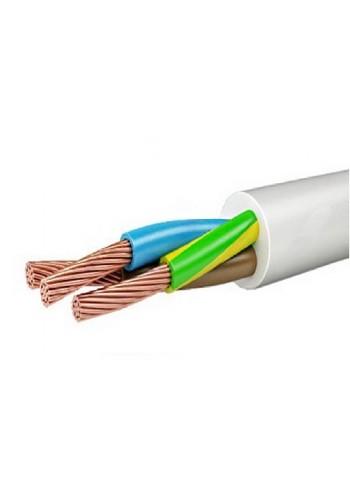 кабель ПВС 3х4 ИнтерЭлектро (бухты по 100 м). (Т0000004885) Кабельно-проводниковая продукция - интернет - магазин Моя Лампа ™