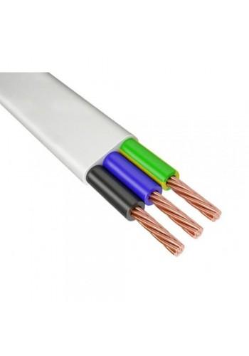 кабель ШВВП 3х2,5 ИнтерЭлектро (бухты по 100 м). (Т0000004569) Кабельно-проводниковая продукция - интернет - магазин Моя Лампа ™
