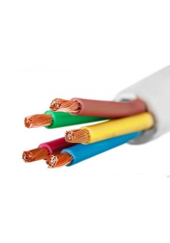 кабель ПВС 5х1,5 ИнтерЭлектро (бухты по 100 м). (Т0000004594) Кабельно-проводниковая продукция - интернет - магазин Моя Лампа ™