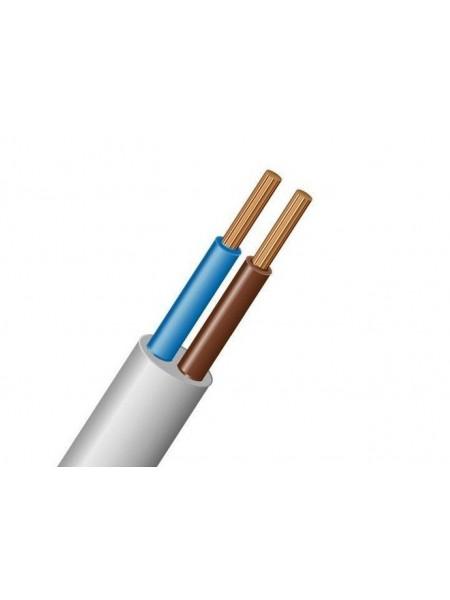 Кабель ПВС 2 х 1,5 CableTech (бухта 100м.) (10000001382) Товары снятые с производства - интернет - магазин Моя Лампа ™