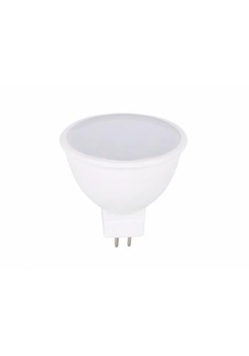 светодиодная лампа DELUX JCDR 5Вт 2700K 220В GU5.3 теплый белый - (90001292) (90001292) Светодиодные лампы - интернет - магазин Моя Лампа ™