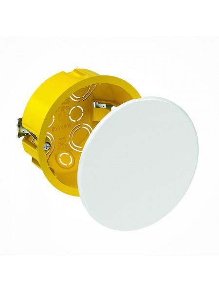 кор.монтаж SCHNEIDER IMT35160 розподіл. (Під г/к кругла) D80x45 (IMT35160) Коробки монтажні - інтернет - магазині Моя Лампа ™