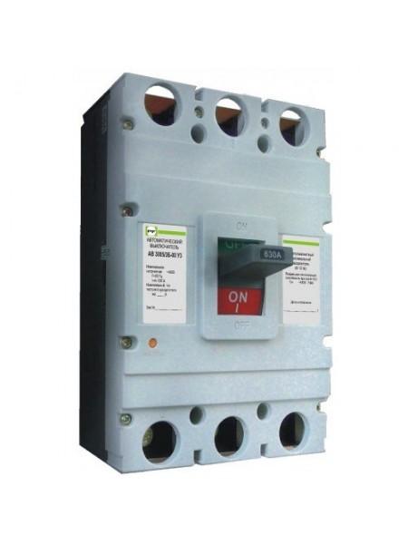 Автомат корп   ПФ  FMC-5, 630А 50кА FMC53U0630 (FMC53U0630) Автоматические выключатели корпусные и доп. элементы - интернет - магазин Моя Лампа ™