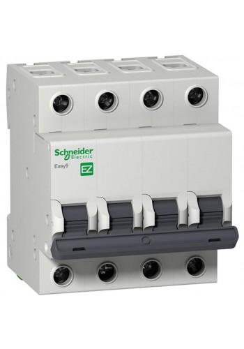 SCHNEIDER EZ9 АВТ. ВИМ, 4Р, 16А, Х-КА С - (EZ9F34416) (EZ9F34416) Автоматические выключатели - интернет - магазин Моя Лампа ™