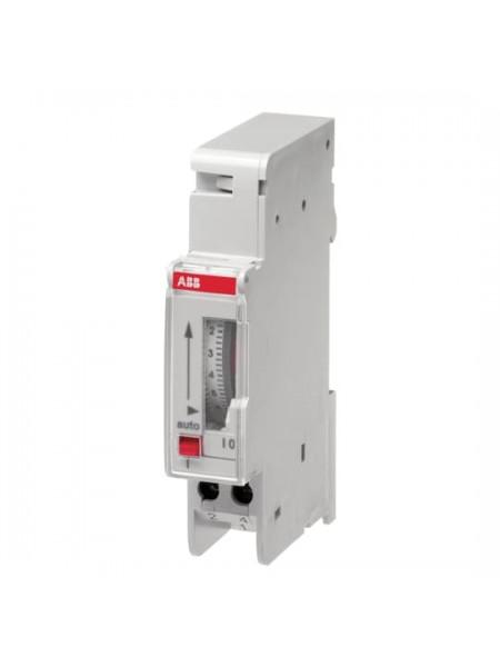 Таймер электромеханический AT1e-R с рез. АББ (2CSM231215R0601) Таймеры - интернет - магазин Моя Лампа ™