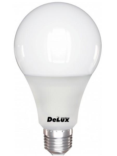світлодіодна лампа DELUX BL 60 10Вт 3000K 220В E27 теплий білий - (90011738) (90011738) Світодіодні лампи - інтернет - магазині Моя Лампа ™