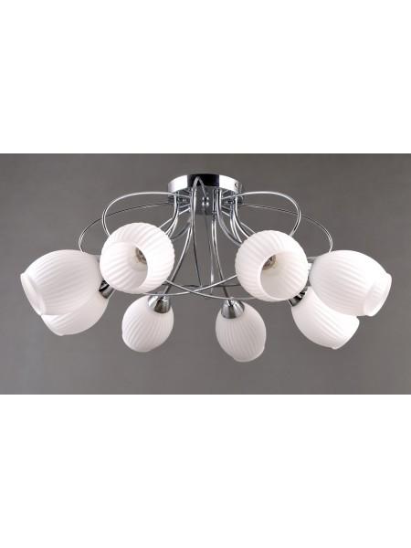 люстра COLORS MD 38578/8 SQ 8x40W E27 (90008680) Светильники декоративные - интернет - магазин Моя Лампа ™