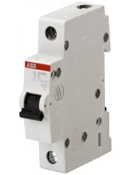 Автоматичний вимикач ABB 201-C63 SH (2CDS211001R0634)