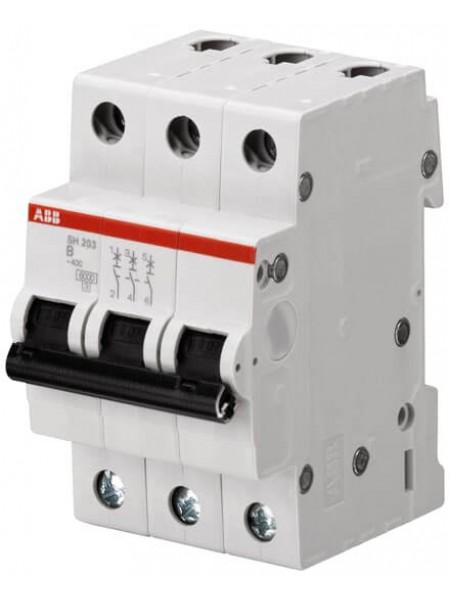 Автоматичний вимикач ABB 203-B16 SH (2CDS213001R0165)