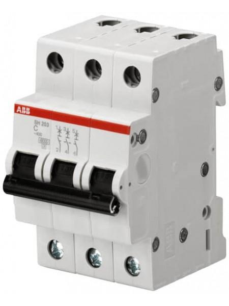 Автоматичний вимикач ABB 203-C20 SH (2CDS213001R0204)