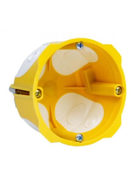 Коробка інсталяційна 60 ГК 1-а пл.л (110шт) KOPOS для пустотілих стін (KPL 64-40-LD) (KPL 64-40-LD) Коробки монтажные - интернет - магазин Моя Лампа ™