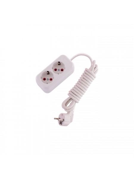 Подовжувач LILA с / з 2 входи 3 метри - 720-0203-201 (720-0203-201) Удлинители - интернет - магазин Моя Лампа ™